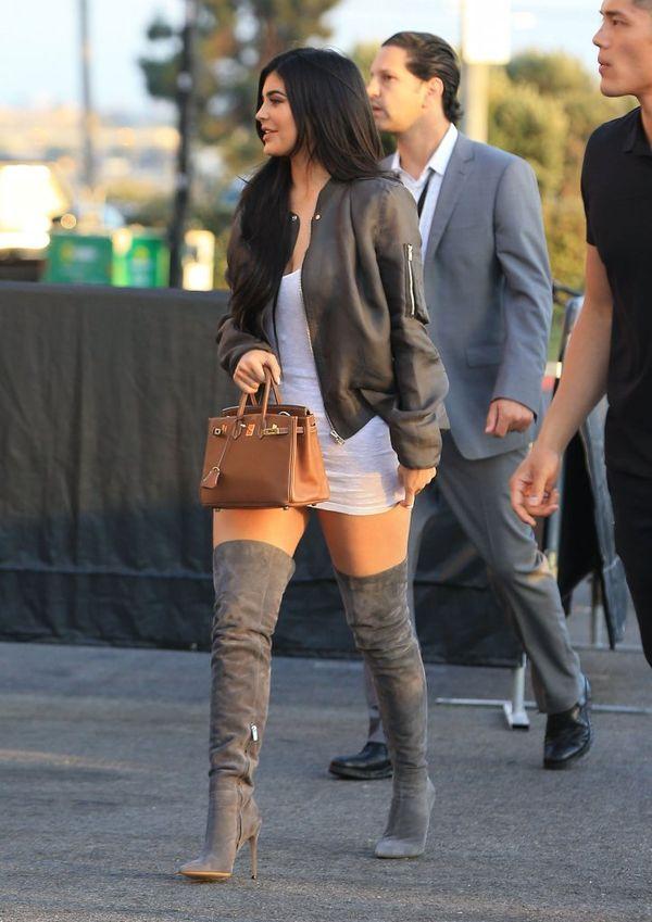 Wielki dramat u Kylie Jenner! (FOTO)