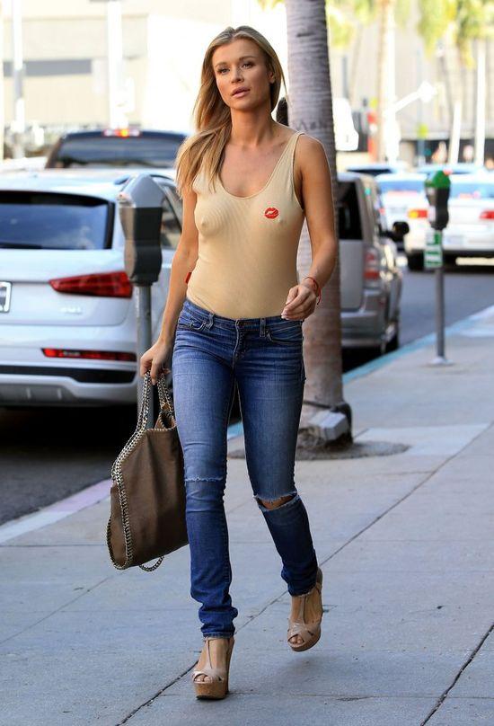 Joana Krupa pokazała sutki w Beverly Hills (FOTO)