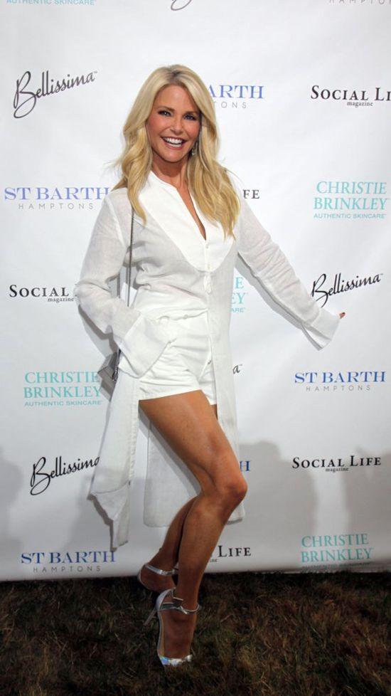 NIGDY nie uwierzycie jak wygląda dziś Christie Brinkley! (FOTO)