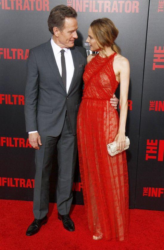 Diane Kruger w ryzykownej, prześwitującej sukience Jason Wu (FOTO)
