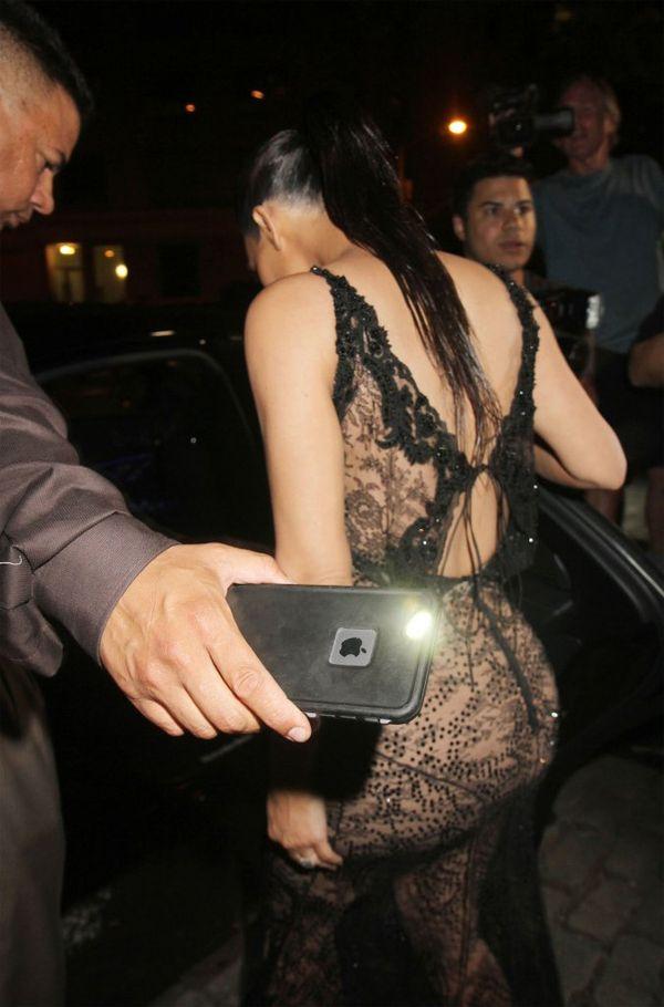 Kim Kardashian już dawno nie strzeliła TAKIEGO focha! (FOTO)