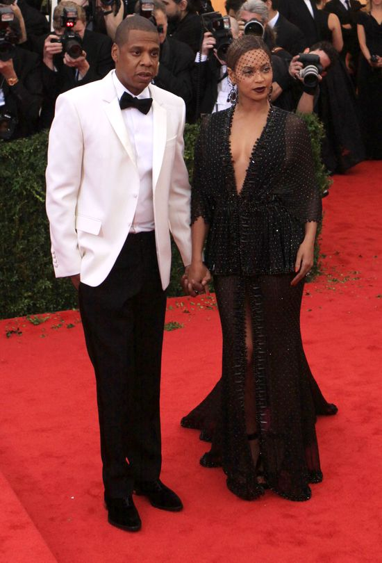 Beyonce w Givenchy Couture (FOTO)