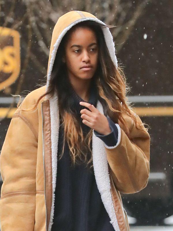 Malia Obama stanie się ikoną stylu dla młodych kobiet? (FOTO)