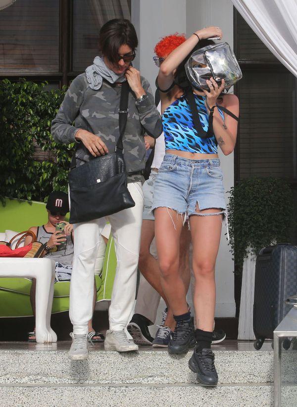 Myślałyście, że córka Madonny, Lourdes Leon, ogoli owłosione pachy? (FOTO)