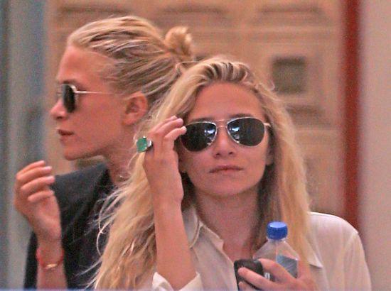 Olsenki kochają okulary od Marca Jobsa (FOTO)