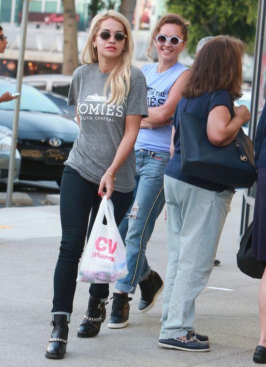 Rita Ora przedłużyła włosy (FOTO)