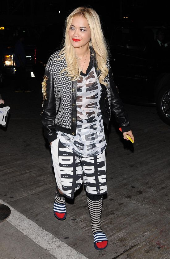 Co ma na sobie Rita Ora? (FOTO)