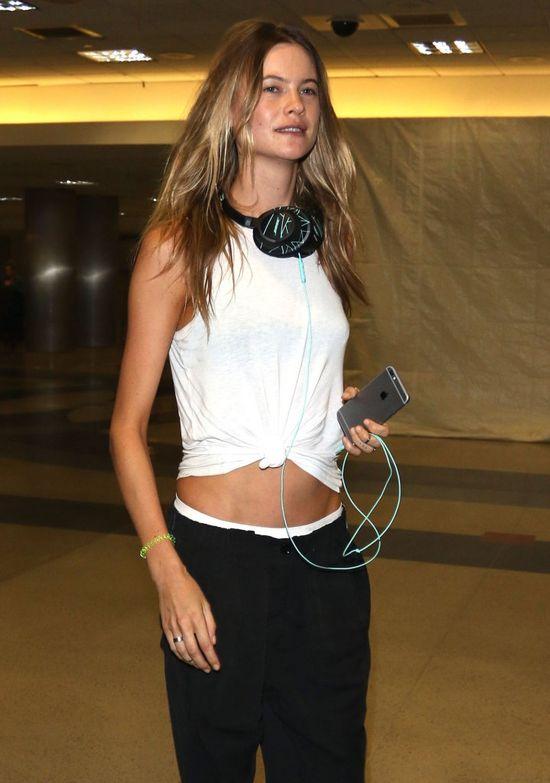 W czym Aniołki Victoria's Secret wsiadają do samolotu?