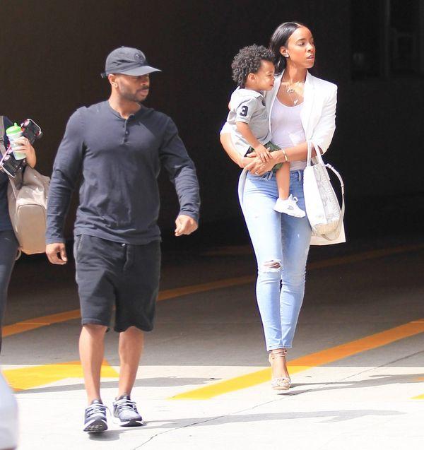 Kelly Rowland doskonale wie, jak się ubrać, żeby wyglądać bosko!