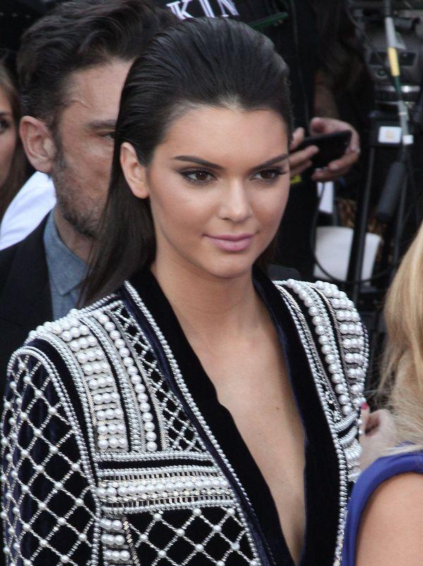 Kendall Jenner zrobiła pierwszy makijaż mając trzy lata!