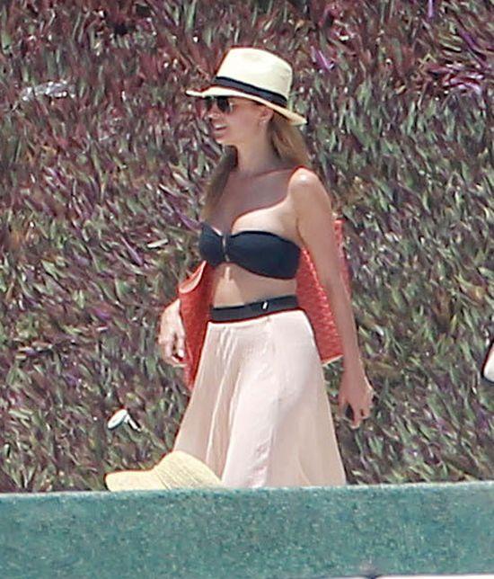 Uniwersalny kapelusz Nicole Richie (FOTO)