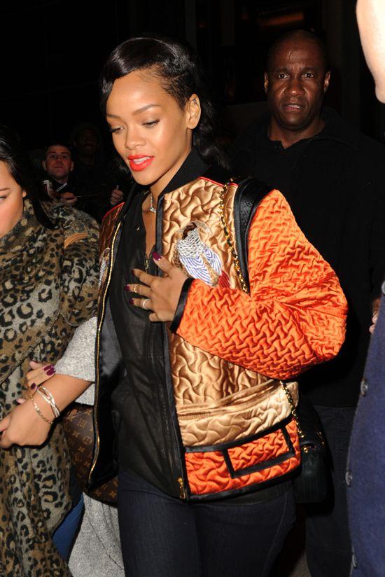 Jesienna Rihanna (FOTO)