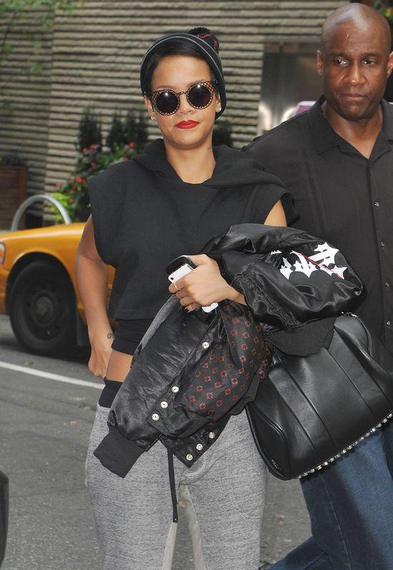 Rihanna na sportowo (FOTO)