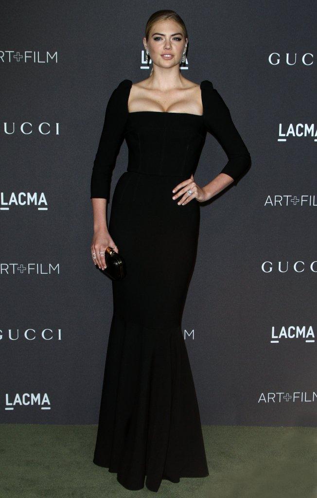 Nigdy nie spodziewalibyście się po Kate Upton TAKIEJ sukienki (FOTO)
