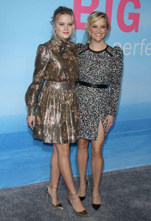 Reese Witherspoon zabrała córkę na salony - wyglądały identycznie! (FOTO)