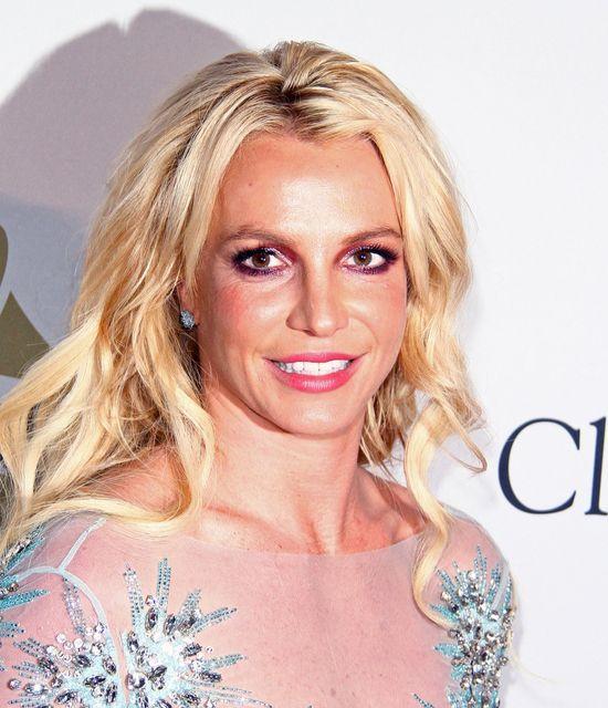 Britney Spears - starała się jak mogła, ale i tak wyglądała okropnie... (FOTO)