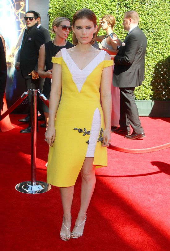 Kate Mara w żółtej kreacji od Diora (FOTO)