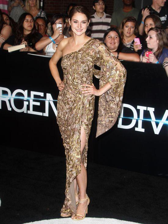 Gwiazdy na premierze filmu Divergent (FOTO)