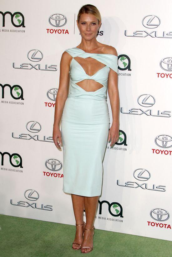Gwyneth Paltrow - królowa czerwonego dywanu (FOTO)