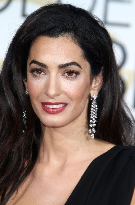 Amal Clooney w Christian Dior Couture (FOTO)