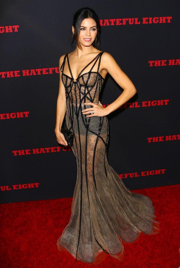 Jenna Dewan zachwyca stylem na czerwonym dywanie (FOTO)