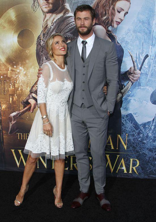 Gwiazdy na premierze filmu Łowca i Królowa Lodu (FOTO)