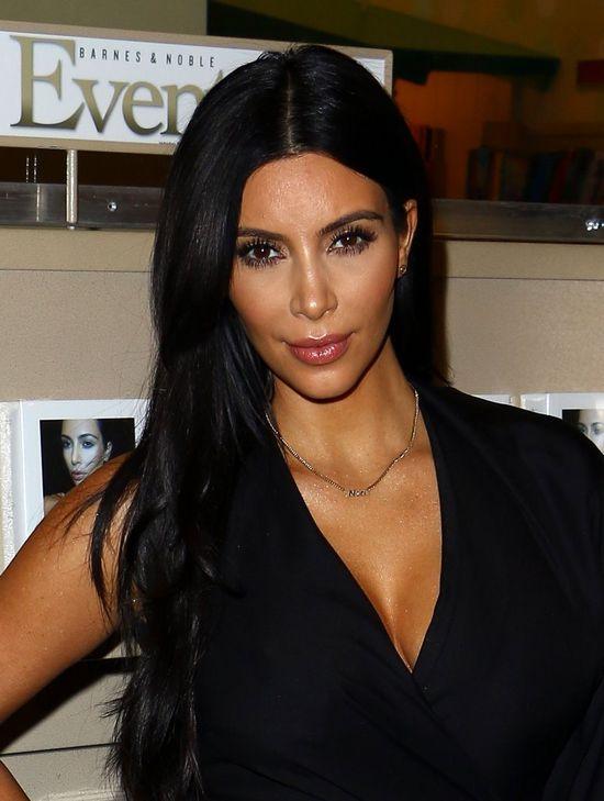 Kim Kardashian jak za starych dobrych czasów (FOTO)