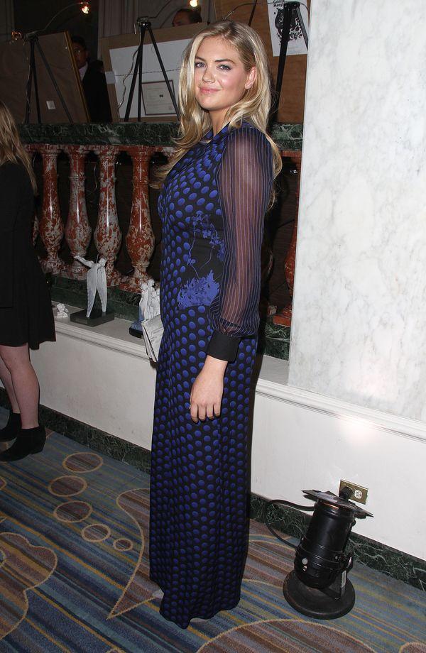 Kate Upton znowu przytyła? (FOTO)