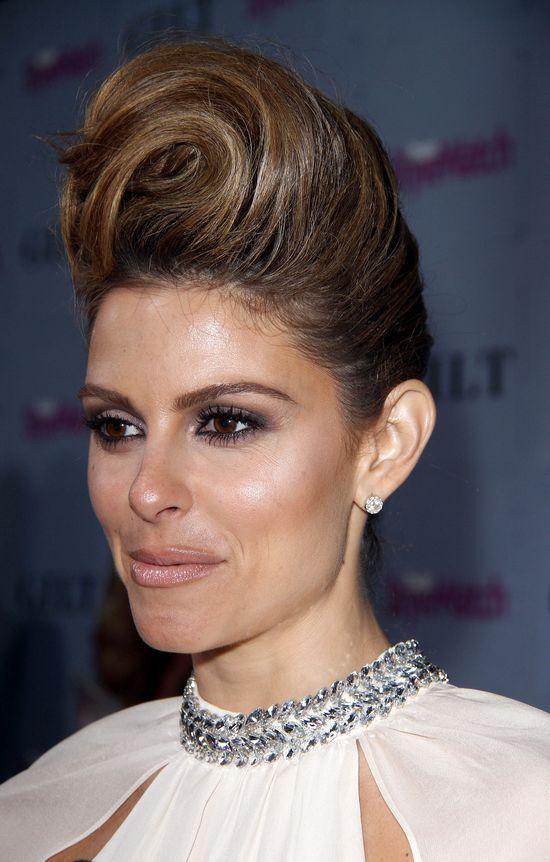 Fantazyjna fryzura Marii Menounos (FOTO)