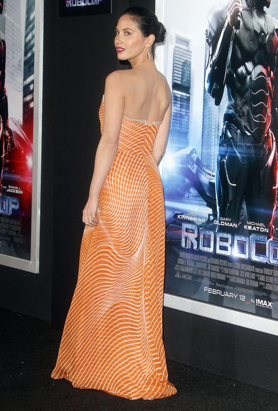 Gwizdy na premierze filmu Robocop (FOTO)