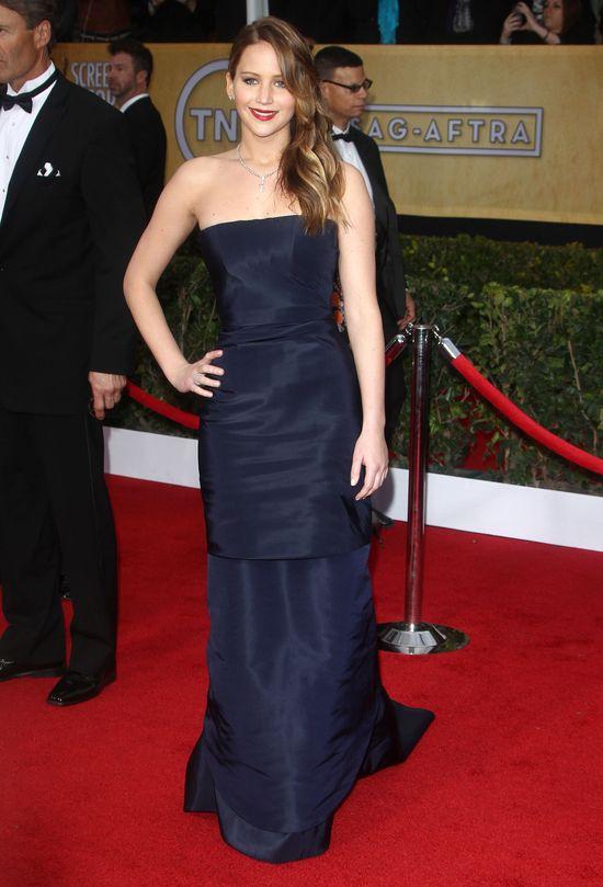 Jennifer Lawrence zmieniła makijaż i wygląda fantastycznie
