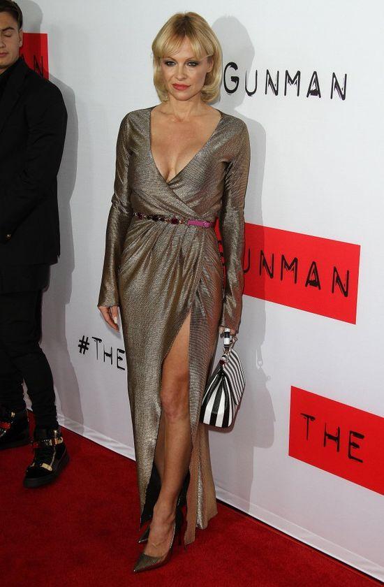 Pamela Anderson znów ma nową fryzurę (SONDA)