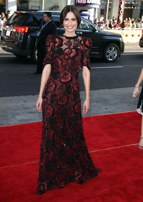 Piękna Polka Karolina Wydra zachwyciła w Hollywood (FOTO)