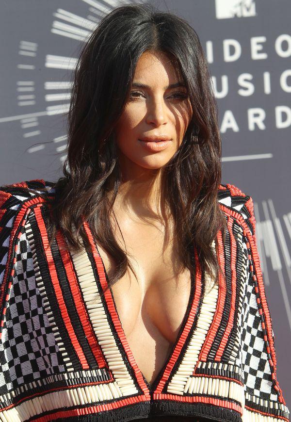 Kim Kardashian zainspirowała Giuseppe Zanottiego! (FOTO)