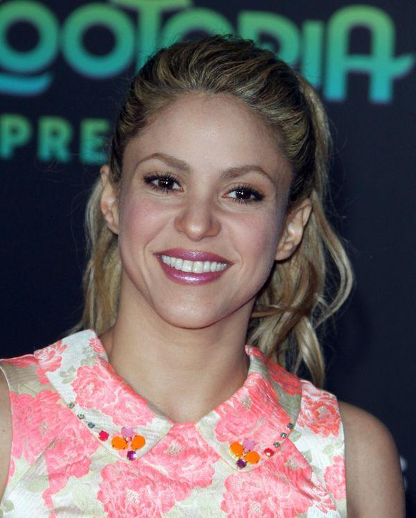 Shakira zadziwia swoich obserwatorów: Mam rolniczą opaleniznę!