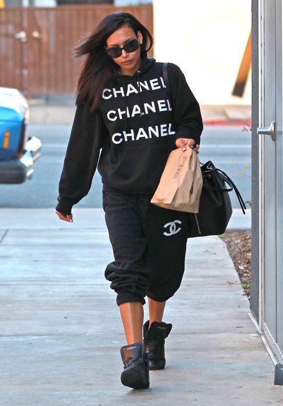 Naya Rivera w dresie Chanel (FOTO)