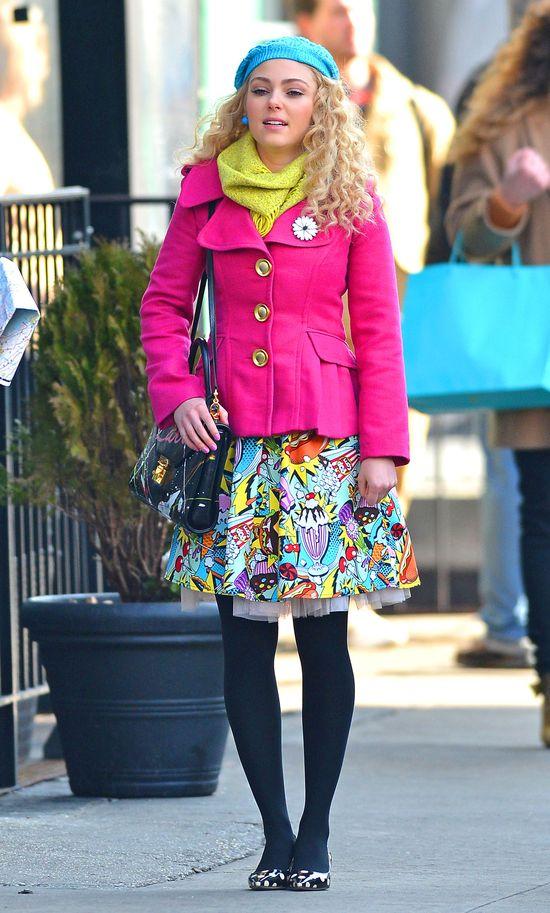 Kolejna stylizacja młodej Carrie Bradshaw (FOTO)
