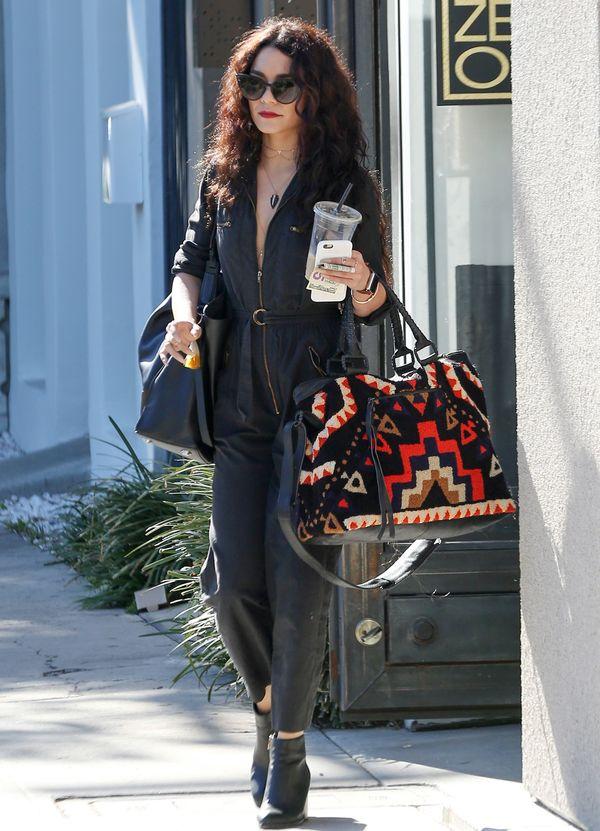 Vanessa Hudgens już tak nie wygląda! (FOTO)
