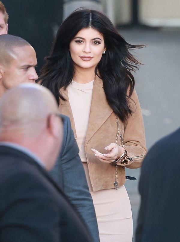 Nie uwierzycie, jak wygląda makijażowa rutyna Kylie Jenner
