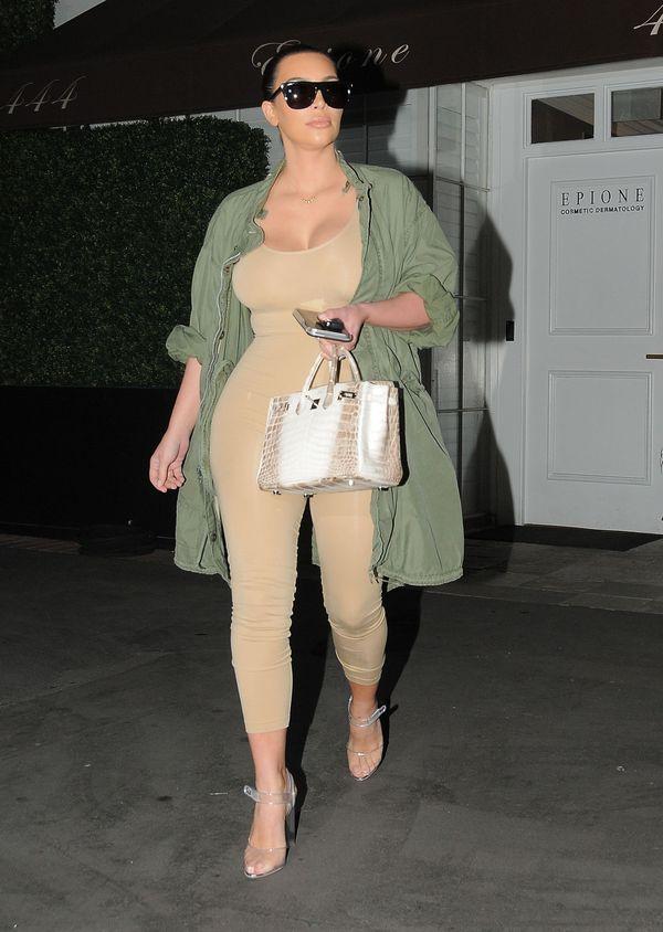 Kim Kardashian pokazała nowe zdjęcie swojego synka, Sainta