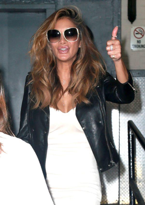 Nicole Scherzinger znowu schudła? (FOTO)