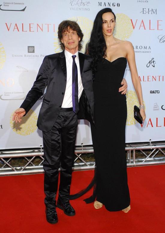 L'Wren Scott zostawiła całą fortunę Mickowi Jaggerowi