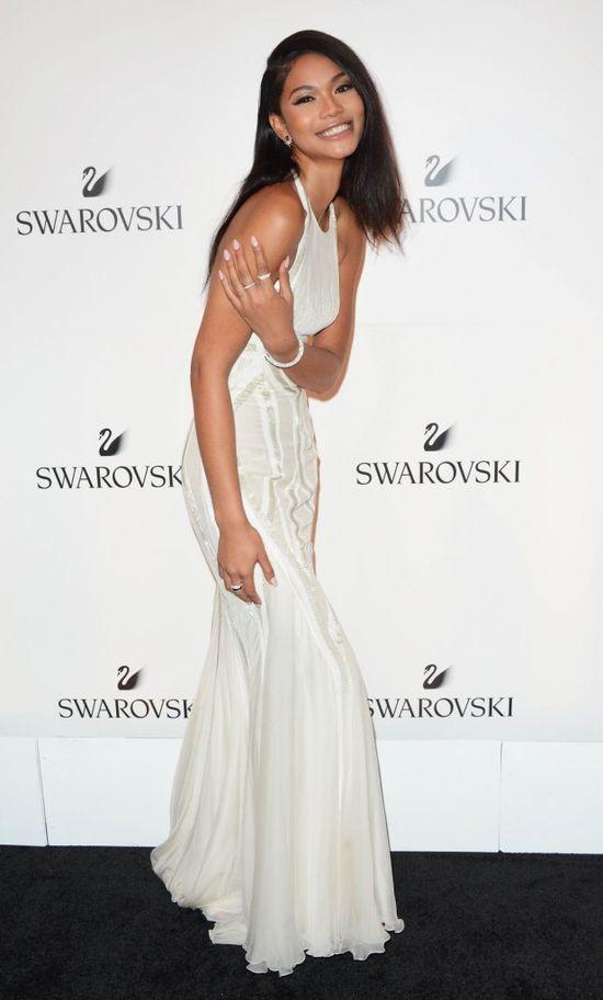 Modelka z bielactwem już pozuje o boku najsłynniejszych top model