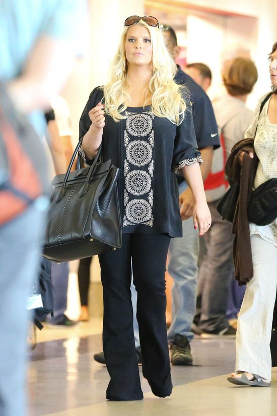 Jessica Simpson odchudzona 18 kilogramów (FOTO)