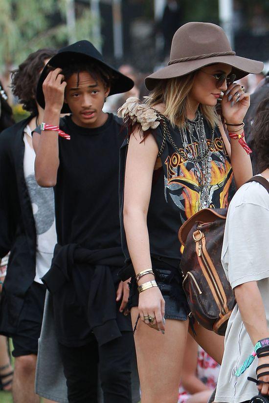Gwiazdy nadal szaleją na festiwalu Coachella! (FOTO)
