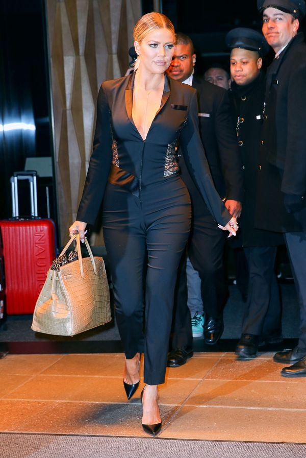 Khloe Kardashian: Dzięki za doczepianie tego g*wna (FOTO)