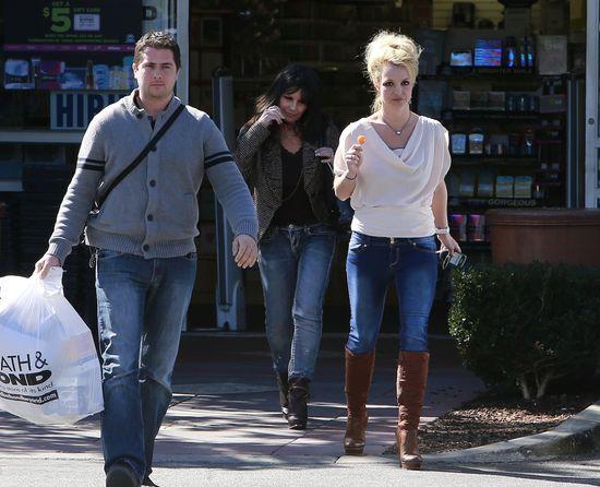 Britney Spears schudła (FOTO)
