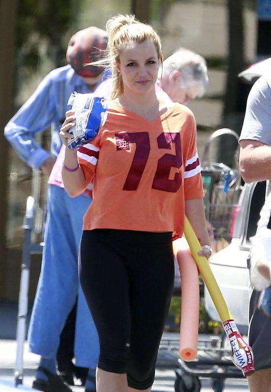 Britney Spears znowu w formie (FOTO)