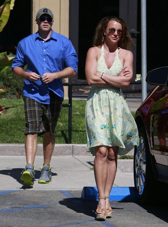 Randkowa stylizacja Britney Spears (FOTO)