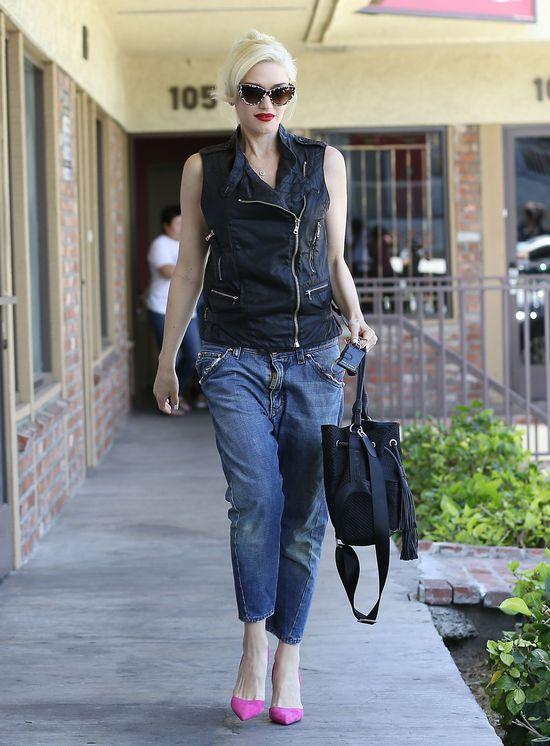 Miejski look  w wydaniu Gwen Stefani (FOTO)